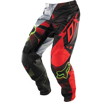 Fox MX Kids 180 Pants - Radeon Black/Red