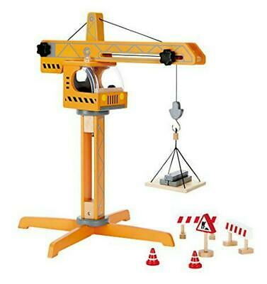 Playscapes - Crane Lift Wooden Play Set - Hape