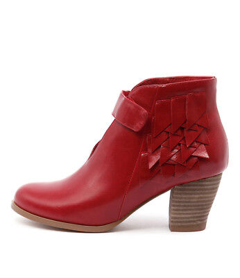New I Love Billy Degree Red Womens Shoes Casual Shoes Heeled