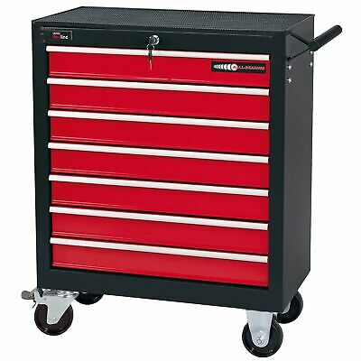 Draper Garage/Workshop Work Tool Storage Roller Cabinet - 7 Drawer - 80601