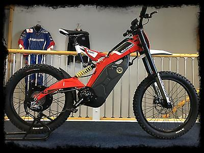 Bultaco Brinco R Electric Mountain bike
