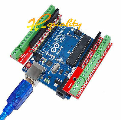 Arduino UNO R3 Proto Screw Shield V2 Expansion Board compatible Arduino