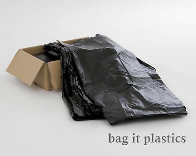 WHEELIE BIN LINERS / REFUSE RUBBISH SACKS 240 litre STANDARD OR HEAVY DUTY