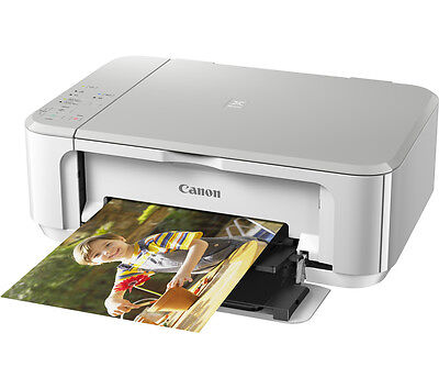 01 CANON Pixma MG3650 All in One WIRELESS PRINTER SCANNER COPIER