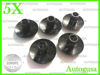Oem Renault Screw Wheelarch Cover Fasteners Boot Lining Clips Door Trim Clips 5X