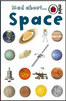 Mad About Space (Ladybird Minis) by Ladybird Hardback Book The Cheap Fast Free