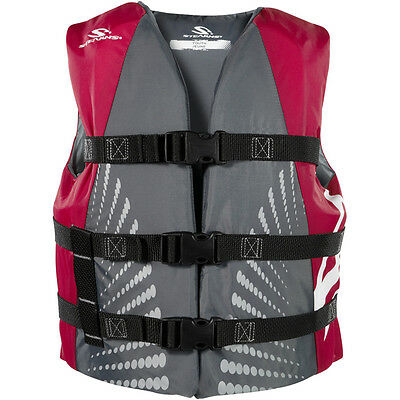 Stearns Personal Floatation Device Youth Buoyancy Aid Child PFD Life Vest Jacket