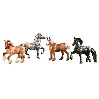 Breyer Stablemates Gentle Giants Set