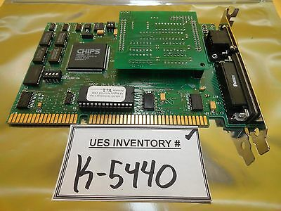 Allus Technology ATC-11415 Flat Panel Controller PCB Card Used Working