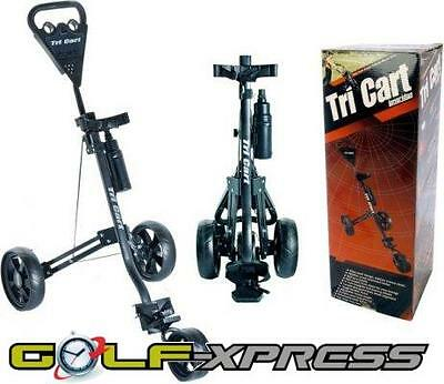 Longridge Tri Cart 3 Wheel Golf Trolley