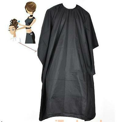 Waterproof Cutting Hair Cloth Salon Barber Gown Cape Hairdresser Hairdressing