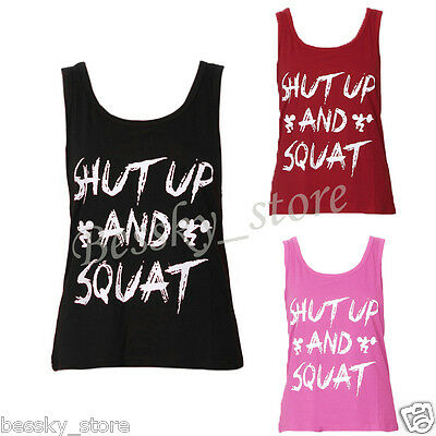Women Workout Tank Top Sport Clothes Fitness Yoga Tank Tops Shirt