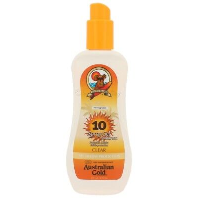 Australian Gold SPF 10 Spray 237 ml