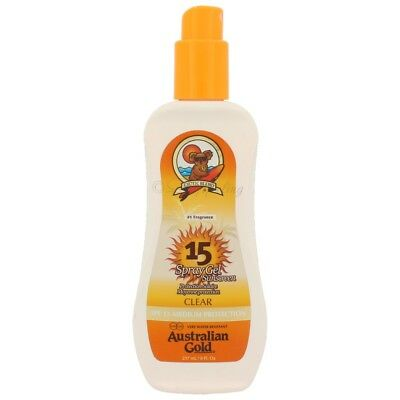 Australian Gold SPF 15 Spray 237 ml
