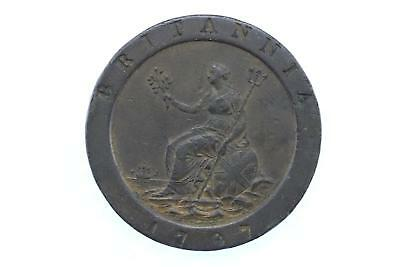 1797 George III Cartwheel 2d Twopence Lot A3