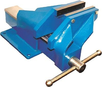 Auzgrip A83050 Offset steel fabricated vice 100mm
