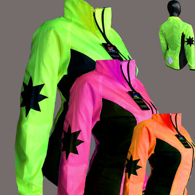 Cycling Jacket Highly Visible Hi Viz Waterproof For  Women Special Offer Hurry !
