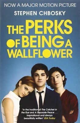 The Perks of Being a Wallflower, Chbosky, Stephen Book The Cheap Fast Free Post