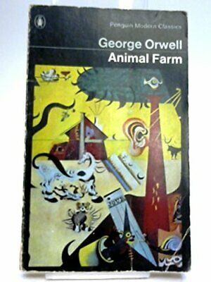 Animal Farm A Fairy Story by Orwell, George Book The Cheap Fast Free Post