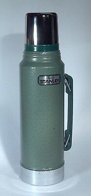 Great Vintage Aladdin Stanley Thermos A-944DH Quart Made Nashville TN USA