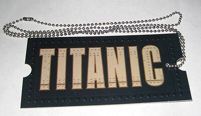 "1998 Blockbuster Employee ""Lanyard"" Titanic Promo Call # & Be Entered to Win"