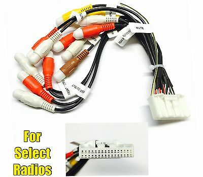 car stereo radio replacement wire harness plug for select pioneer car stereo radio replacement wire harness plug for select pioneer 32 pin radios