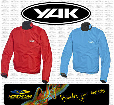 Yak Paddle Top, Bravo Cag waterproof windproof clothing for Kayaks & Sit on Tops
