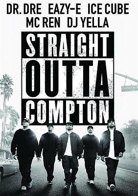 Straight Outta Compton (DVD - Disc Only)
