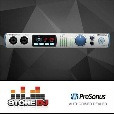 PreSonus Studio 192 Mobile Audio Interface/Studio Command Center