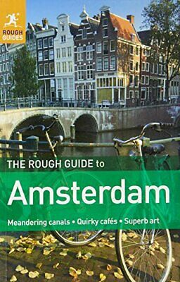 The Rough Guide to Amsterdam by Lee, Phil Paperback Book The Cheap Fast Free