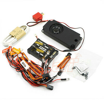 G.T. Power RC Cars Sound Light Simulated Module 1:10 Drift Touring #GTP-139
