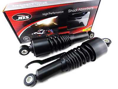 Harley Hd Fxdl Dyna Low Rider 11 Inch Jbs Lowering Shock Absorbers Blk
