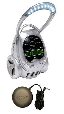 ACCESS 4 Vibrating Alarm Clock with vibes bed shaker TTC-ACCESS4