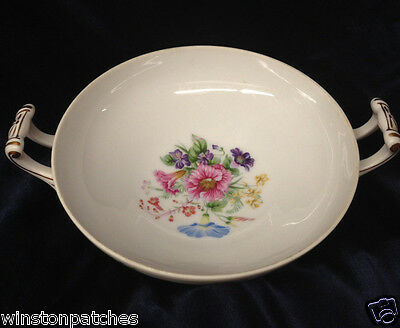 Wentworth China Japan Dresdon Dresden Handled Vegetable Serving Bowl *no Lid*