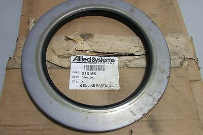 Wagner Allied Systems Log Stacker 216156 Seal National 416422