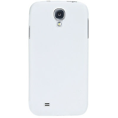 Samsung Galaxy S4 Case Cover, Light, Reliable Protection, Gecko Ultra Slim WHITE