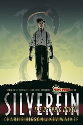 SilverFin: The Graphic Novel (Young Bond Graphic... by Higson, Charlie Paperback