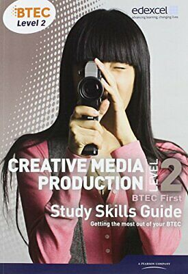 Btec Level 2 First Creative Media Produc by Wardle, Pete Book The Cheap Fast