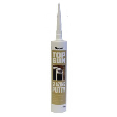 GEOCEL TOP GUN GLAZING PUTTY 310ml WINDOW SEAL