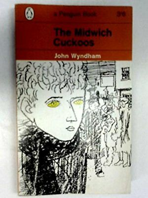 The Midwich Cuckoos by John Wyndham Book The Cheap Fast Free Post