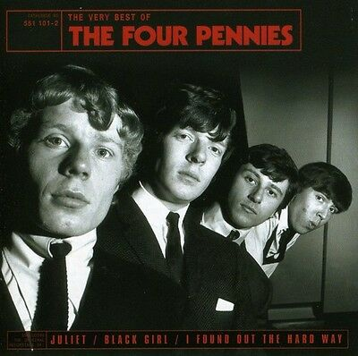 The Four Pennies - Very Best of [New CD]