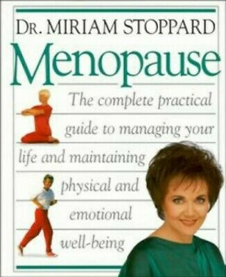 Menopause by Stoppard, Miriam Hardback Book The Cheap Fast Free Post