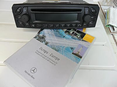 Mercedes Benz Becker Navigatonsradio  APS 30
