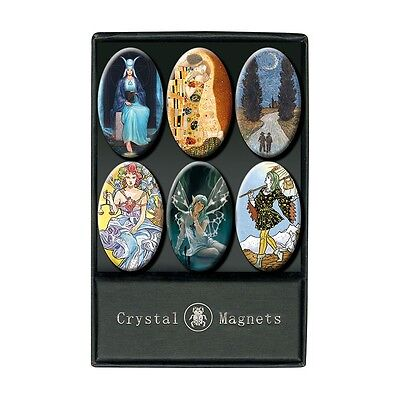 NEW Tarot Classic Magnet Set Lo Scarabeo