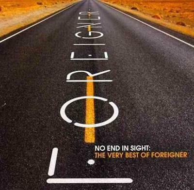 Foreigner - No End In Sight: The Very Best Of Foreigner New Cd