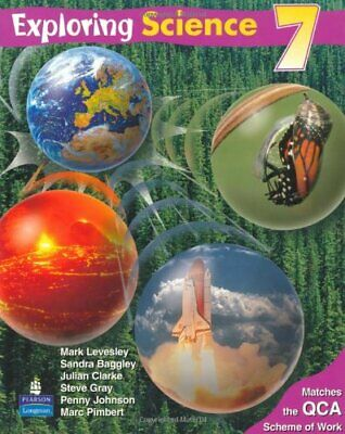 Exploring Science QCA Pupils Book Year 7 Second Ed... by Pimbert, Marc Paperback