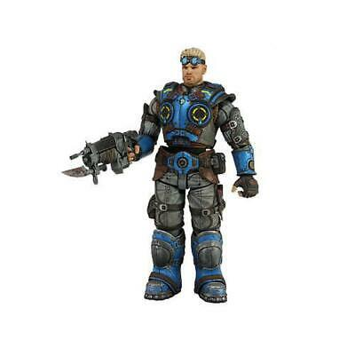 Gears Of War 7 inch Action Figure - Judgment Baird - NECA