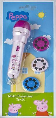 Wesco Peppa Pig - Projection Torch with 3 Discs