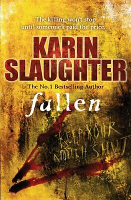 Fallen (Georgia) by Slaughter, Karin Book The Cheap Fast Free Post