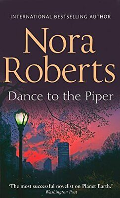 Dance To The Piper by Roberts, Nora Paperback Book The Cheap Fast Free Post